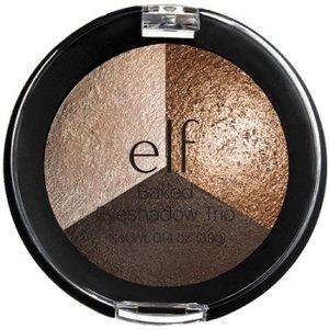 NWT elf baked trio eye shadow brown bonanza